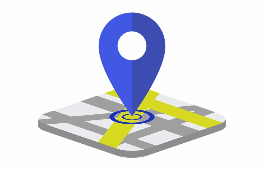 143 1439443 gps color locator map online technology icon gps